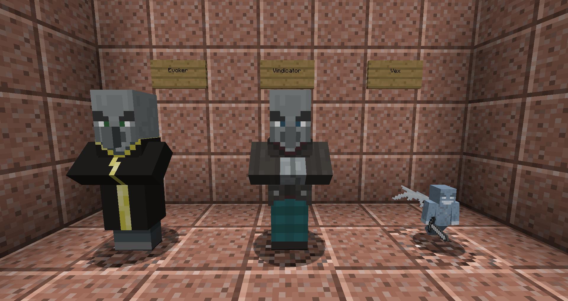 Minecraft Snapshot Wa The Exploration Update - Minecraft hauser dorfbewohner
